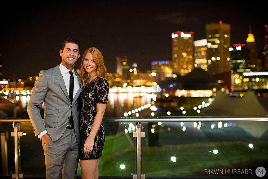 Justin Tucker S Rooftop Proposal Shawn Hubbard Photographer Blog